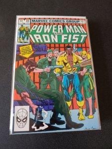 Power Man and Iron Fist #89 (1983)