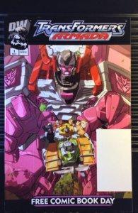 Transformers Armada FCBD #1 (2003)