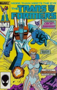 Transformers, The #9 VF/NM; Marvel | save on shipping - details inside