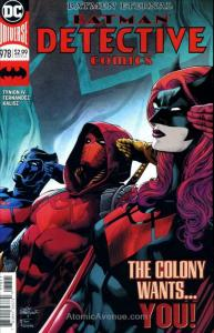 Detective Comics #978 VF/NM; DC | save on shipping - details inside