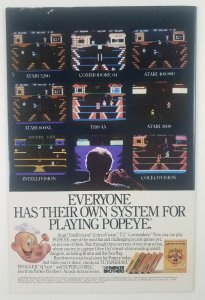 ?HERCULES Prince of Power - Price Variant 1984 Full Set 1-4  BOB LAYTON PARKER