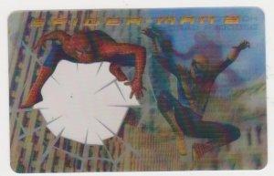 2004 Spider-Man 2 Spider Sense Decoder Card #2