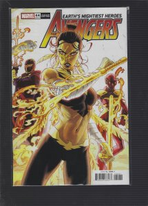 Avengers #44 Variant