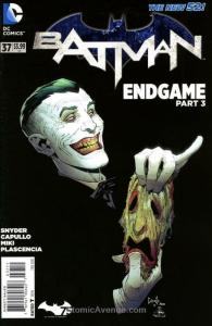 Batman (2nd Series) #37 VF/NM; DC | save on shipping - details inside