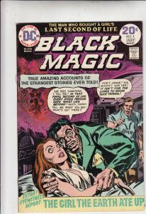 Black Magic #4 (Jul-74) NM- High-Grade