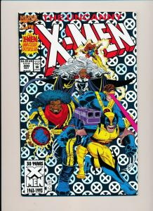 MARVEL Great SET! X-MEN#295-300(#295/96 unopened&include trading card)VF+(PJ84)