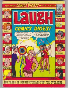 Laugh Comics Digest #5
