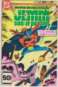 Jemm Son of Saturn #9