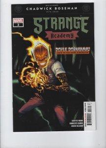 Strange Academy #3 (2020)