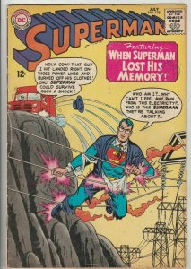 Superman # 178 Strict FN- Mid-Grade 1st The Diplorians Jimmy Olsen, Lois Lane