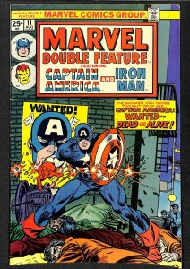 Marvel Double Feature #11 (1975)