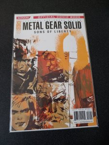 METAL GEAR SOLID SONS OF LIBERTY #0