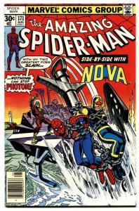 AMAZING SPIDER-MAN #171 comic book-MARVEL COMICS