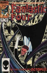 Marvel FANTASTIC FOUR (1961 Series) #267 VF/NM