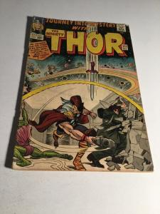 Journey Into Mystery 111 Gd/Vg Good/Very Good 3.0 Thor Marvel Comics Silver Age