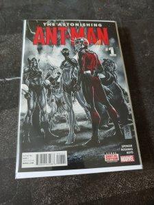 The Astonishing Ant-Man #1 (2015)