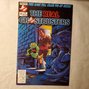 Real Ghostbusters 5 Very Fine-