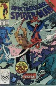 SPECTACULAR SPIDER-MAN (1976 Marvel Comics) #147 VG/FN