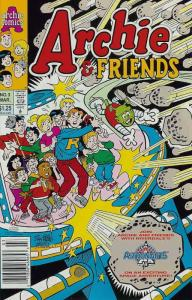 Archie and Friends #3 VF/NM; Archie   save on shipping - details inside