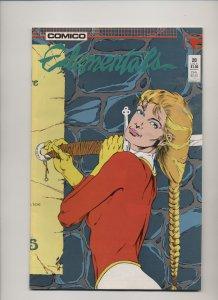 Elementals #20 (1987)