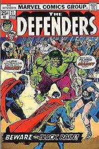 Defenders, The #21 FN; Marvel | save on shipping - details inside