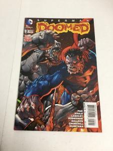 Superman Doomed 2 Variant Nm Near Mint DC Comics New 52