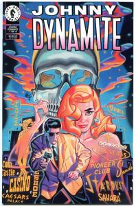 JOHNNY DYNAMITE #1 2 3 4, VFNNM,1994, 4 issues, more Dark Horse in store