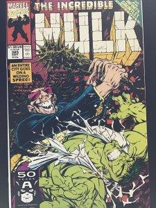 The Incredible Hulk #385 (1991)