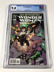 Wonder Woman (Volume 2) #143 CGC 9.8