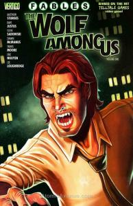 Fables: The Wolf Among Us TPB #1 VF/NM; DC/Vertigo | save on shipping - details