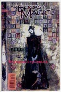 BOOKS of MAGIC #16, NM+, Vertigo,Tim Hunter, Snejbjerg, more in store