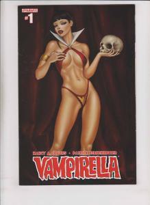 Vampirella vol. 2 #1 VF- incentive variant by mimi yune 1:50 dynamite 2013