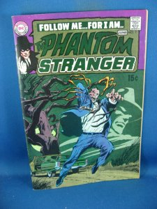 THE PHANTOM STRANGER 7 F VF 1970