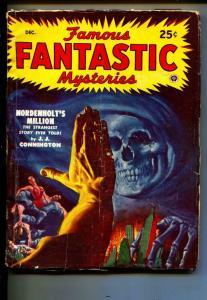 Famous Fantastic Mysteries-Pulp-12/1948-J. J. Connington