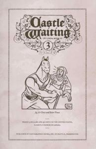 Castle Waiting (Vol. 2) #3 FN; Fantagraphics | save on shipping - details inside