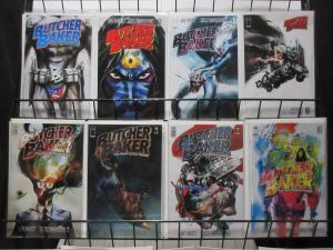 BUTCHER BAKER THE RIGHTEOUS MAKER (Image, 2011) #1-8 COMPLETE! Joe Casey