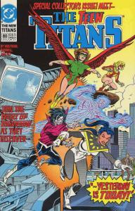 New Titans, The #80 VF/NM; DC | save on shipping - details inside