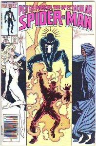 Spider-Man, Peter Parker Spectacular #94 (Sep-84) FN Mid-Grade Spider-Man