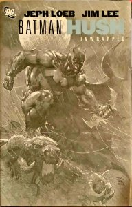 Batman - Hush Unwrapped by Jeph Loeb (2011, Hardcover, Deluxe)