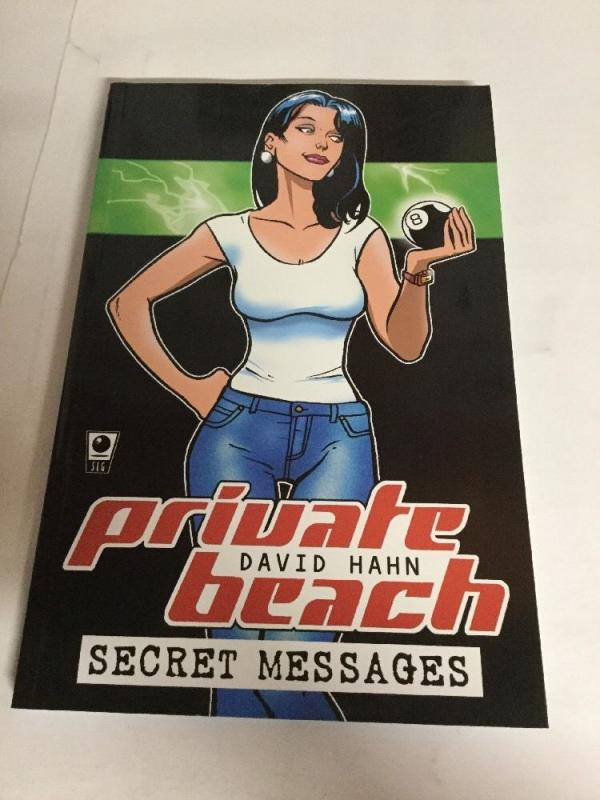 Private Beach Secret Messages Tpb Nm Near Mint