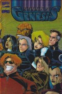 2099 Genesis #1, NM + (Stock photo)