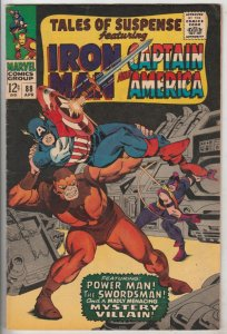 Tales of Suspense #88 (Apr-67) VF+ High-Grade Iron Man, Captain America