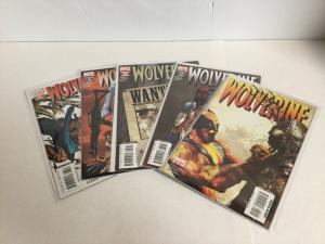 Wolverine 60 62 63 64 65 Lot Nm Near Mint Marvel Comics A12