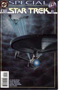 Star Trek (1989 series) Special #2, NM (Stock photo)