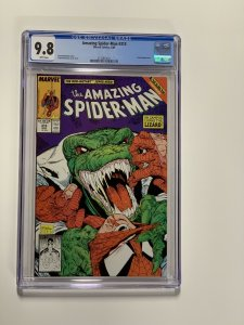 Amazing Spider-man 313 Cgc 9.8 White Pages Marvel