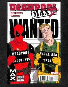 Deadpool Max 2 (JP) #1 (2011)