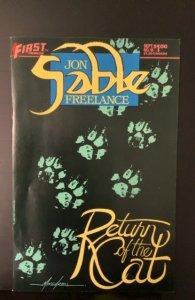 Jon Sable, Freelance #16 (1984)