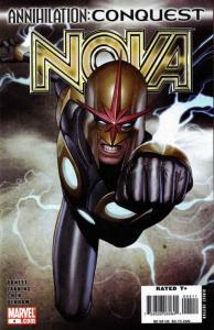 Nova (4th Series) #4 VF/NM; Marvel | save on shipping - details inside