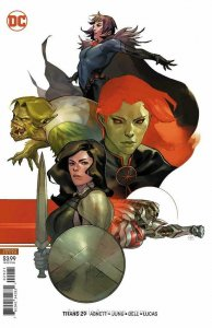 Titans (4th Series) #29A VF/NM; DC | save on shipping - details inside
