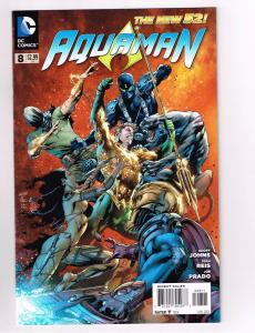 Aquaman # 8 DC Comic Books Hi-Res Scans Modern Age Awesome Issue WOW!!!!!!!!! S8